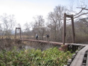 再びヨッピ橋